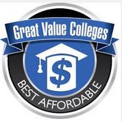best value colleges logo